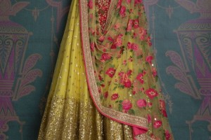 Latest Fashion Trends-Light Weight Lehenga Choli