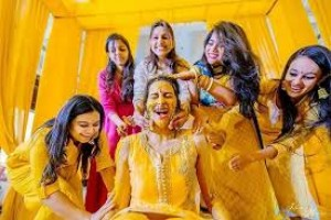 20 outfits for making your Haldi Ceremony Special