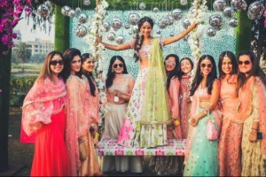 Styling tips for Sangeet Sandhya, Outfits Guide
