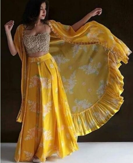 20 outfits for making Haldi ceremony special